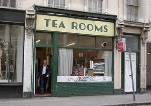 Your favourite tea room?